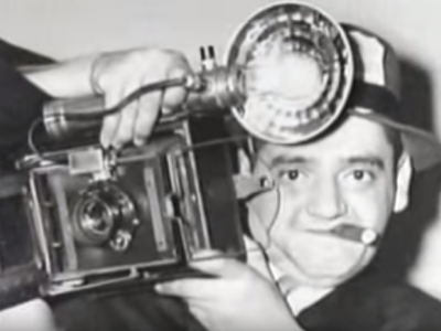 The Real Weegee (1993)