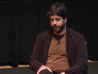 Alec Soth interviewed by curator George Slade at the Walker Art Center (2010)