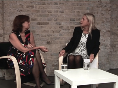 Sophie Calle interview with Whitechapel Gallery Director Iwona Blazwick (2011)