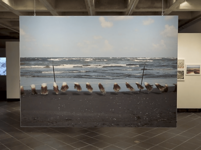 Zoe Strauss: Sea Change at Haverford's Cantor Fitzgerald Gallery (2015)