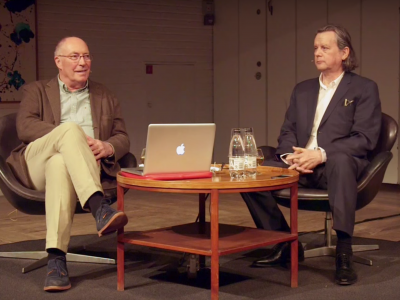 Jeff Wall in conversation with Thierry de Duve at the Louisiana Museum of Modern Art (2015)