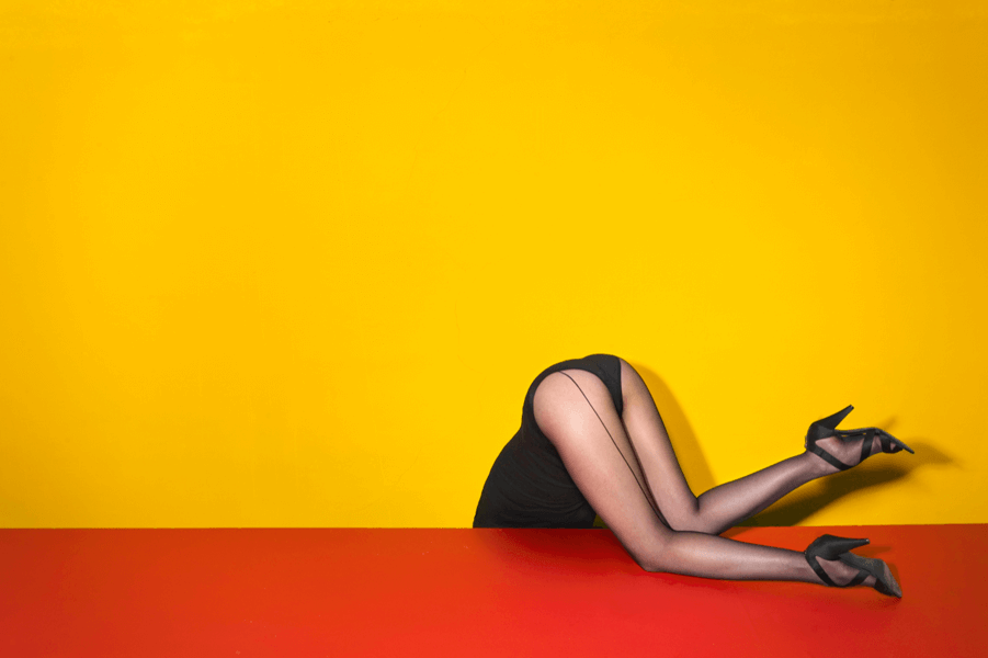 REVIEW:   Coleen MacPherson introduces Guy Bourdin