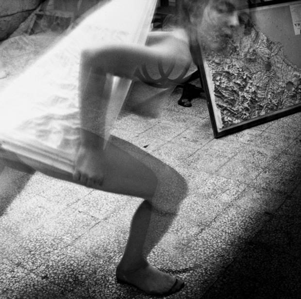 REVIEW:   Re-picturing the Self: Francesca Woodman's Self-Portraiture