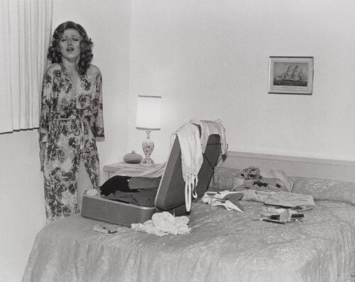 Cindy Sherman, Untitled Film Still 12, 1978.