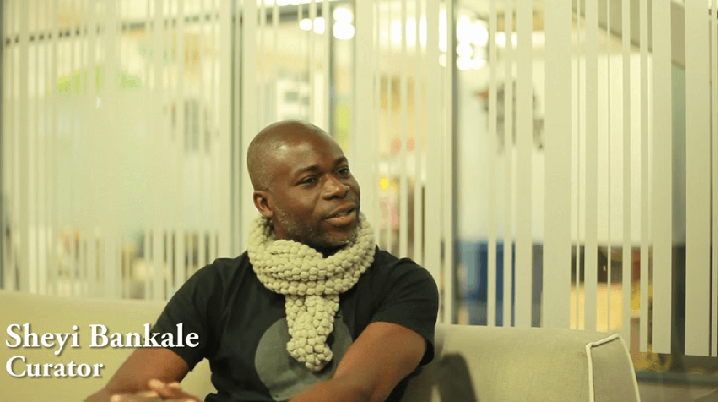 INTERVIEW: with curator Sheyi Bankale