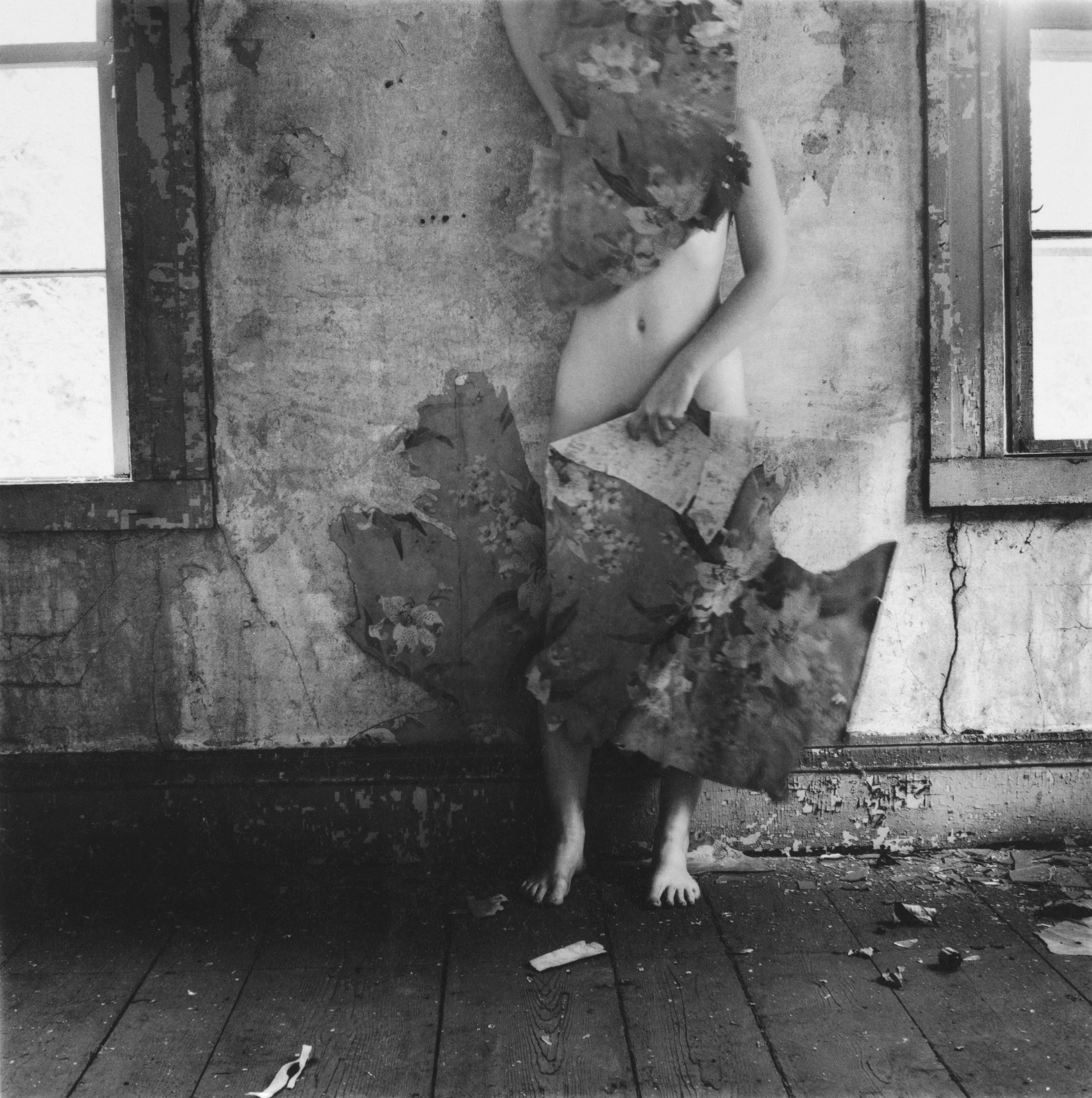 Francesca Woodman Space 2 Providence 1977