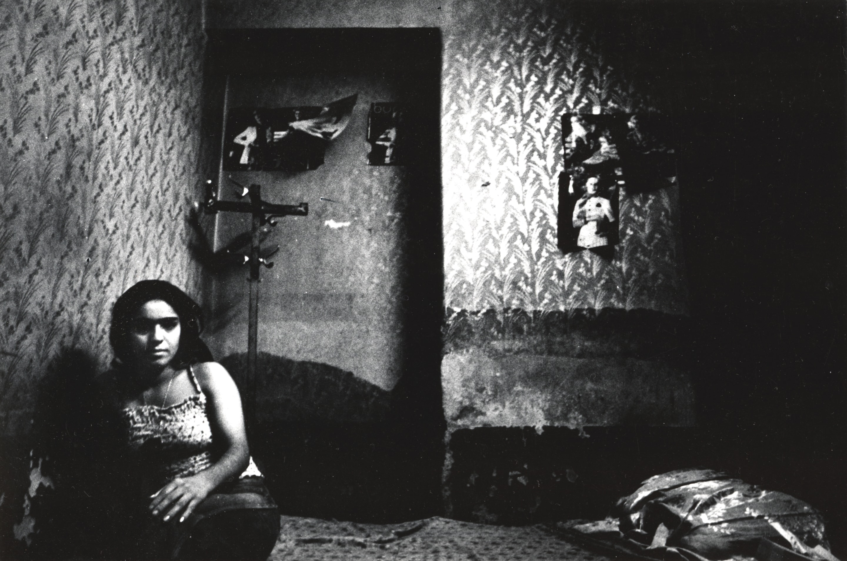 Kaveh Golestan Untitled Prostitute Series 1975 77 5 Min